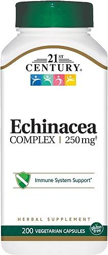 21st Century Echinacea Extract Veg Capsule