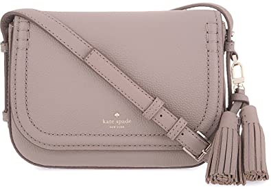 68deaba45 Kate Spade New York Orchard Street Penelope Crossbody Bag Special Edition,  Porcini, One Size