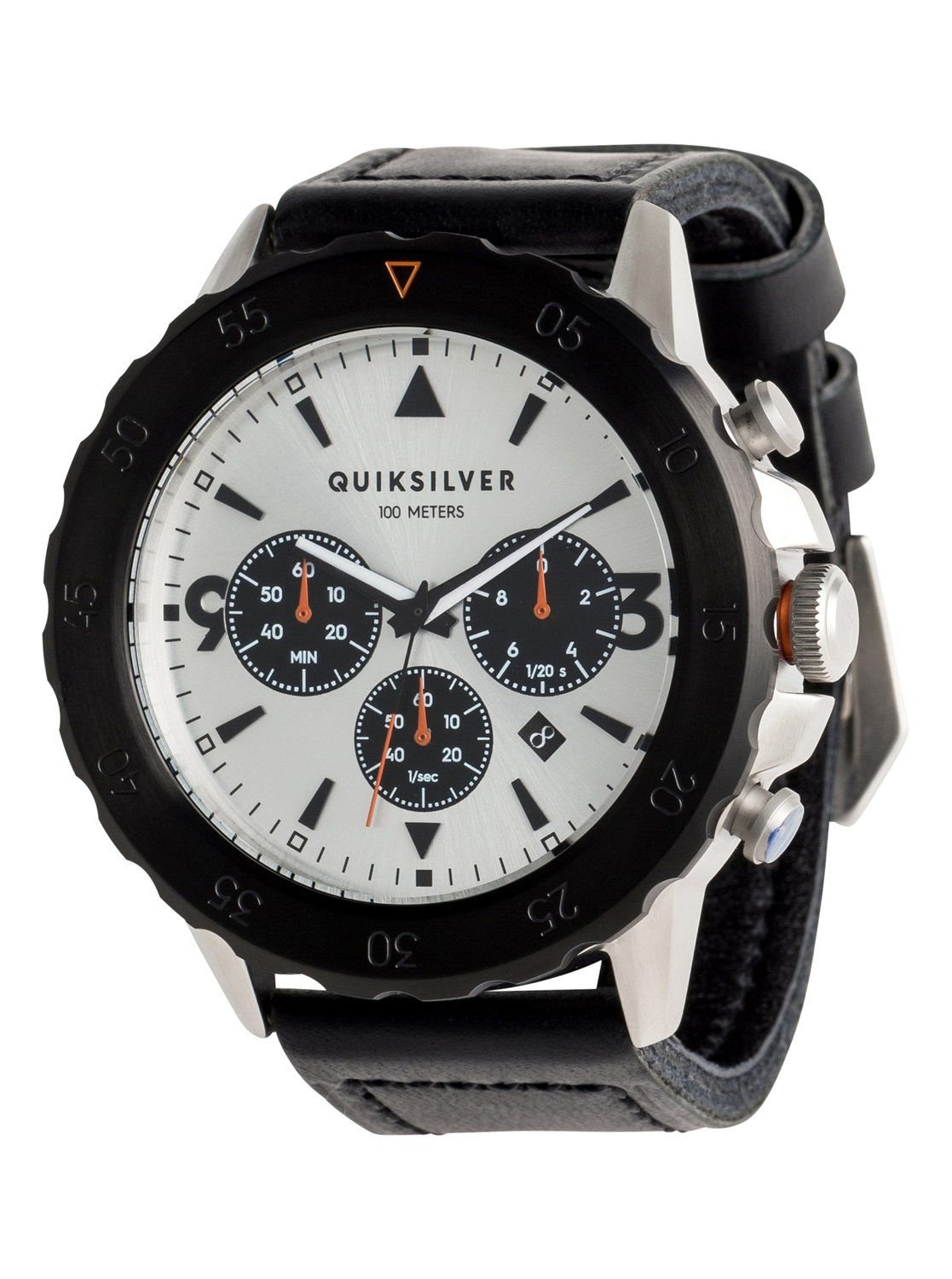 Quiksilver B-52 Chrono Leather - analogik watch EQYWA03020