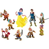 Bullyland Wd Biancaneve-Snow White Deluxe Set 12049