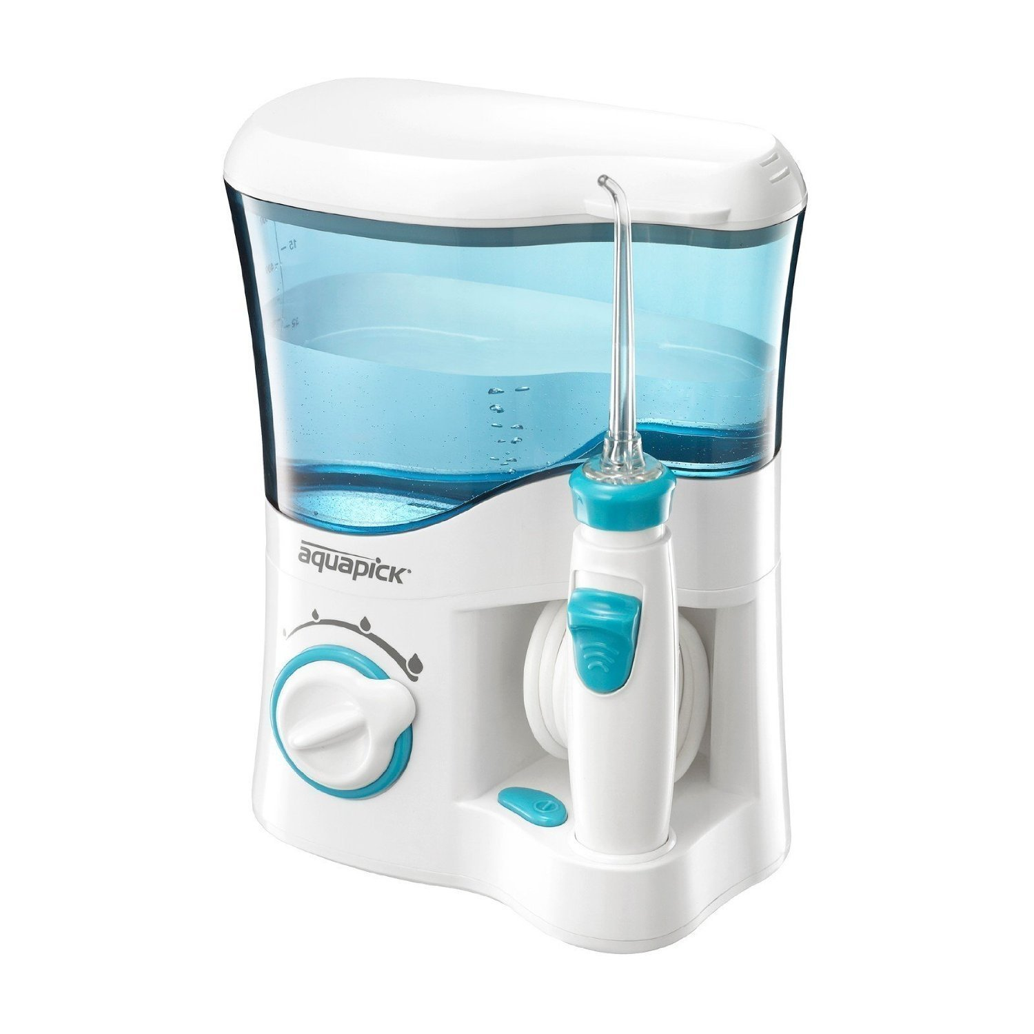 [Aquapick] New AQ-300 Oral Care Dental Irrigator Water Flosser Pressure Jet Air