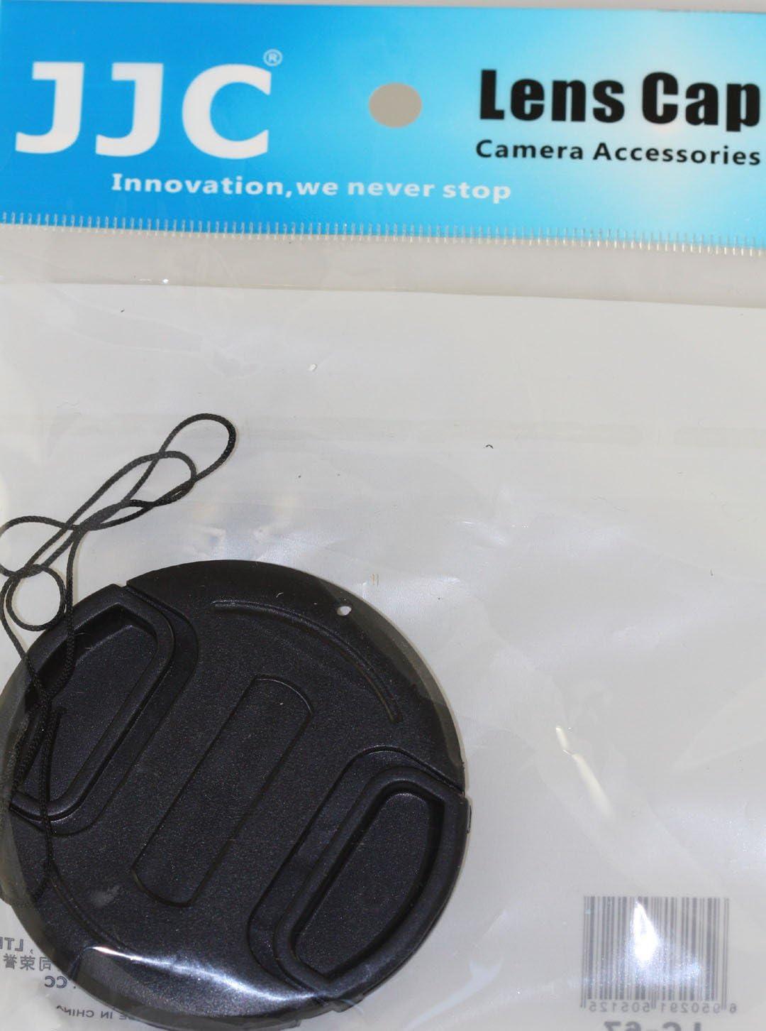 Front Lens Cap Cover for Olympus SP820, SP820UZ & Panasonic 14-42mm II Lens Camera with Cap Holder 46