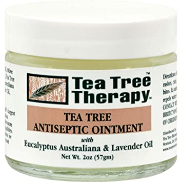 Amazon com: Tea Tree Therapy Antiseptic Ointment Eucalyptus