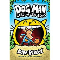 Dog Man 5. Lord Of The Fleas