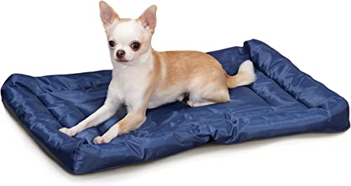Slumber Pet Water-Resistant Beds – Comfortable and Durable Nylon Beds for Dogs and Cats – X-Large, Royal Blue