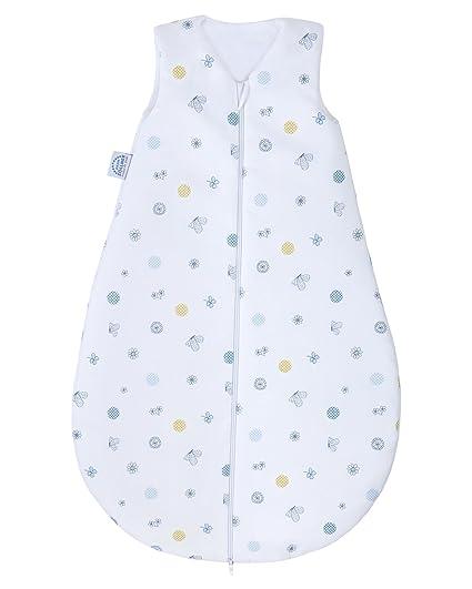 Saco de dormir de verano Happy Animals Azul en diferentes tamaños azul Talla:70