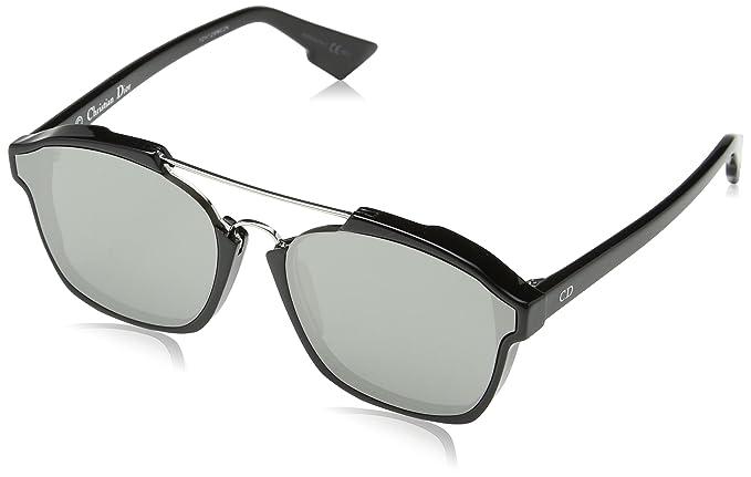 Christian Dior Damen Sonnenbrille Diorabstract 0T, Schwarz (Black), 58