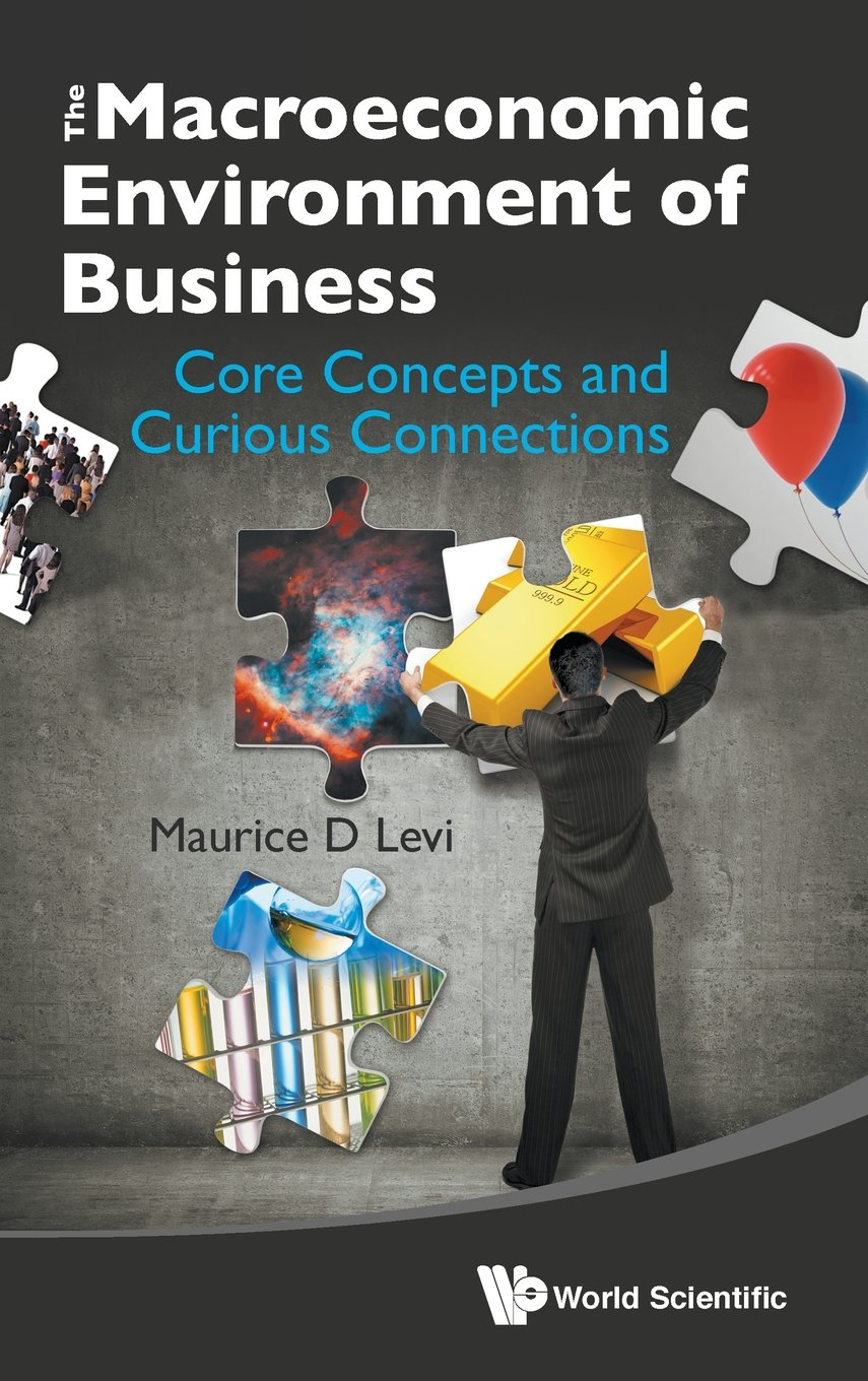 Download MACROECONOMIC ENVIRONMENT OF BUSINESS, THE: CORE CONCEPTS AND CURIOUS CONNECTIONS PDF