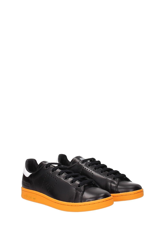 Sneakers Adidas Schwarz Bb2647rafsimonsstansmith Unisex Leder jc34RLq5A