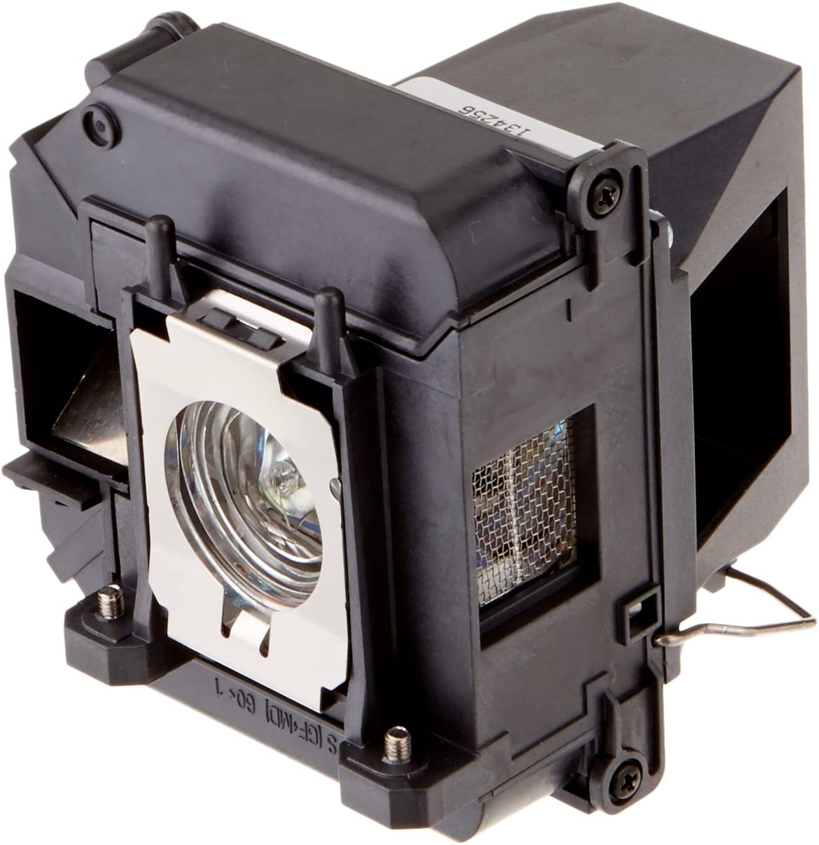 Replacement Lamp Assembly with Genuine Original OEM bulb inside for A+K EMP-8150 Projector Power by Philips
