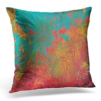Amazon.com: TORASS - Funda de almohada cuadrada para ...
