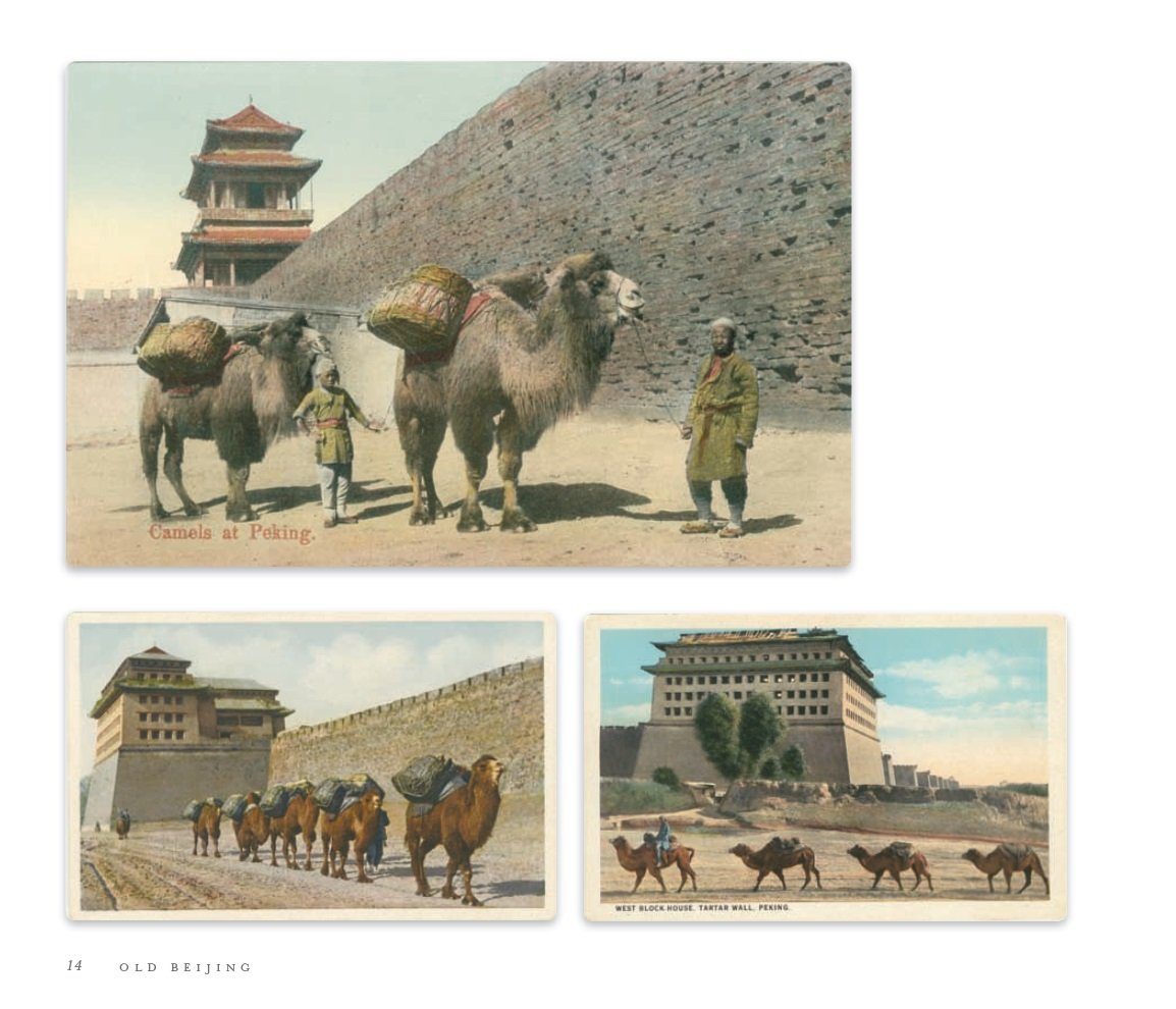 Old Beijing Postcards From The Imperial City Amazoncouk Titus Felicitas Susan Naquin 9780804841856 Books