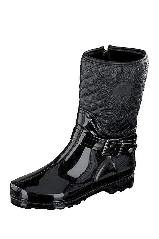 Gosch scarpe, scarpe, scarpe, Scarpe Stringate Donna Nero Nero 65aece
