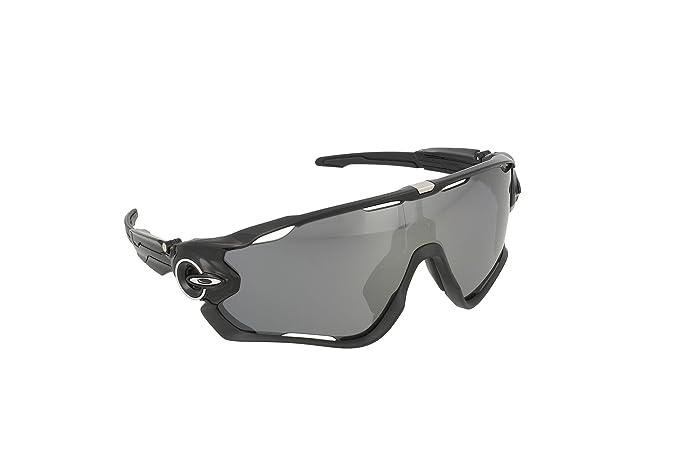 Oakley Jawbreaker, Gafas de Sol para Hombre, Negro, 1