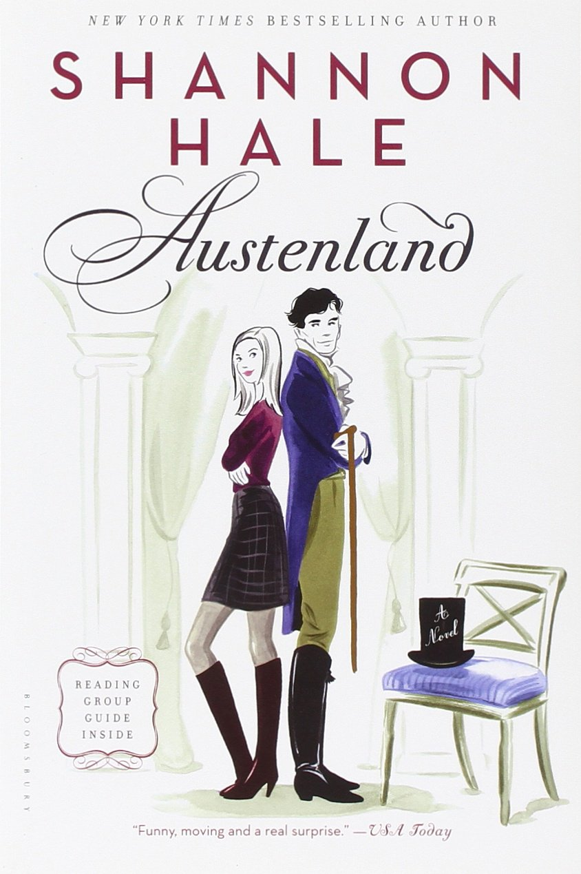 Austenland: A Novel: Hale, Shannon: 9781596912861: Amazon.com: Books