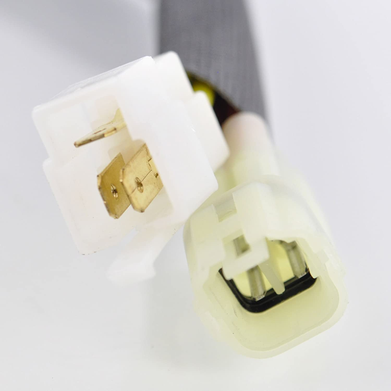 Voltage Regulator Rectifier For Arctic Cat 375 400 500 cc//Suzuki SV 650 SV 1000 VStrom 650 2000-2010 Repl.# 32800-16G00 32800-16G01 32800-16G02 3402-682 3530-028 3530-059