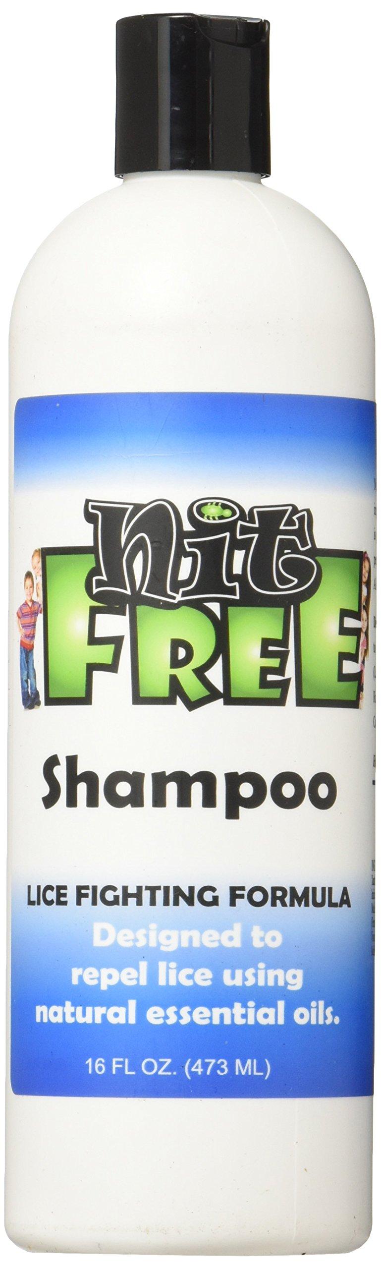 Nit Free Natural Shampoo (16-Ounce)