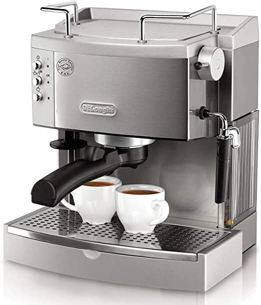 Amazon.com: DeLonghi EC702 Máquina de café espresso manual ...