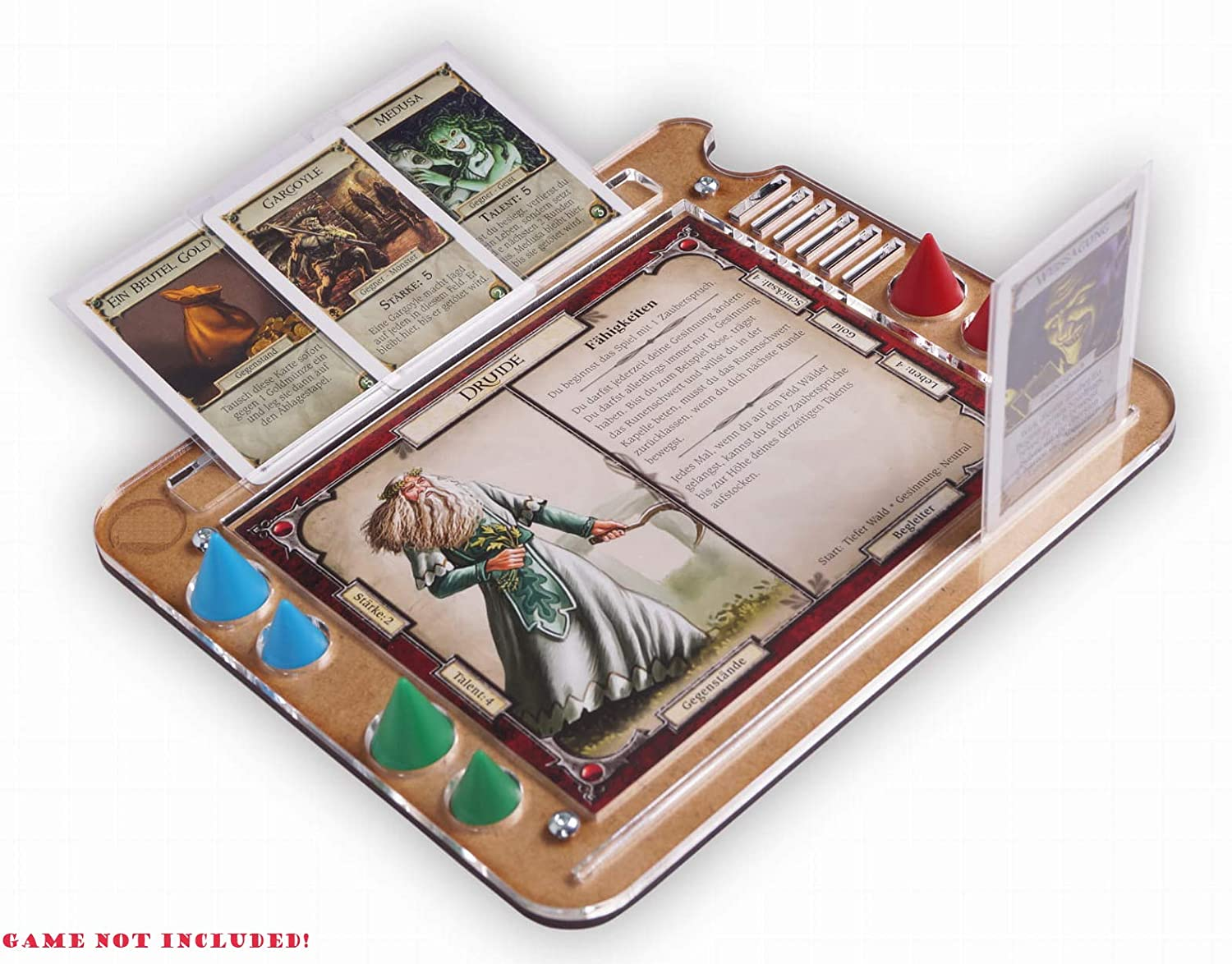 docsmagic.de Insert for Talisman 2019 Box + 6 Player Organizer - Encarte: Amazon.es: Juguetes y juegos