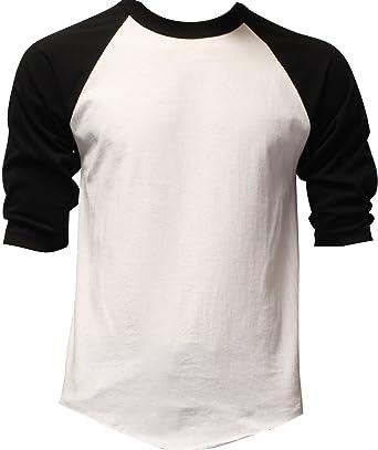 48c91e320 DealStock Shaka Active Casual Camo Raglan Tee 3/4 Sleeve Tee Shirt ...