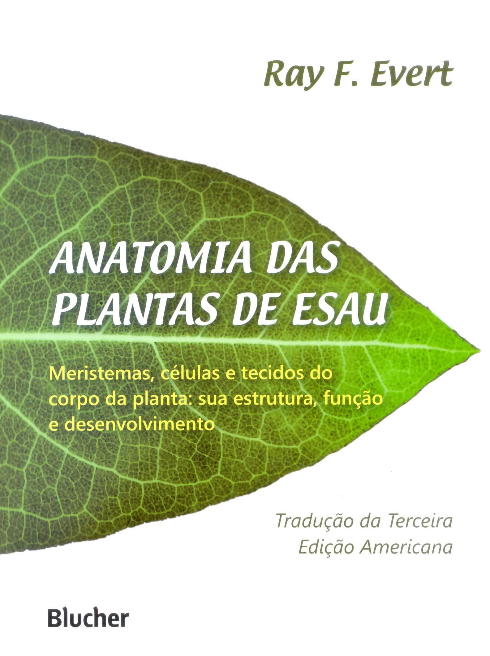Anatomia das Plantas de Esau Em Portuguese do Brasil: Amazon.es: Ray ...