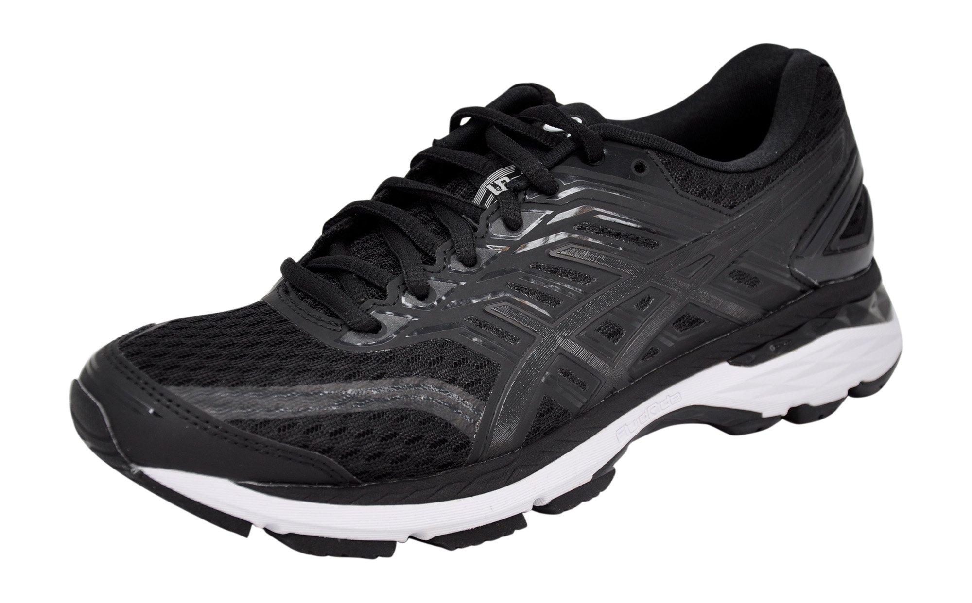 ASICS Womens GT-2000 5 Running Shoe, Black/Onyx/White, 9 B(M) US