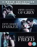 Fifty Shades of Grey: 3-Movie Collection