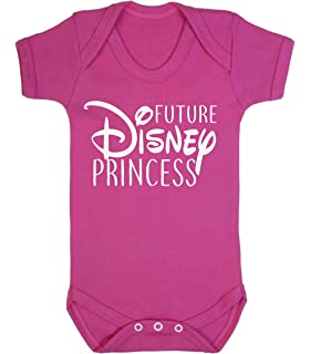 c1c5de91902b Future Disney Princess Baby Vest Babygrow Bodysuit Baby Shower Gifts Baby  Girl Gifts (0-