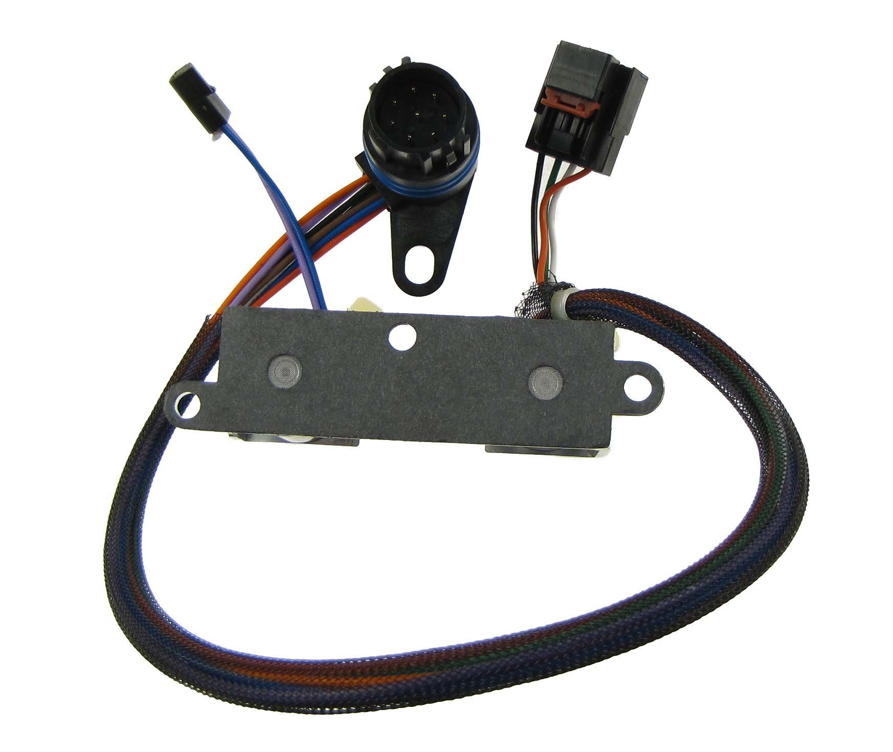 3-4 & TCC Solenoid 42RE 46RE 47RE 48RE A500 A518 For Dodge Jeep 12420CA by Transmission Parts Now (Image #2)