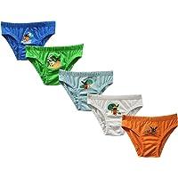 TDP Textiles Bing Friends Pack de 5 Calzoncillos para niños