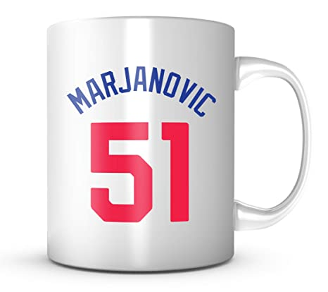 check out 7403e 5209d Boban Marjanović Mug Los Angeles Basketball Jersey Number ...
