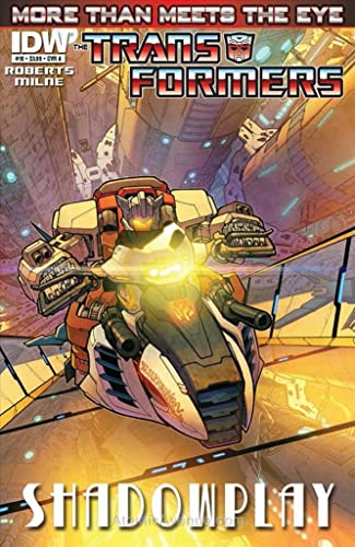 Amazon com: Transformers, The: More Than Meets the Eye (2nd