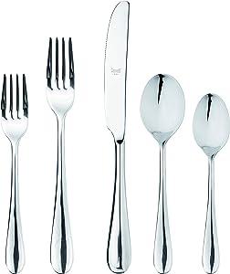 Mepra flatware-sets, Stainless Steel