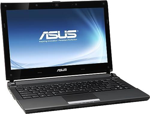 Asus U36JC RX081V 33 7 cm 13 3 Zoll Laptop Intel Core i5 480M 2 6GHz 4GB RAM 500GB SATA Speicher NVIDIA GeForce G310M Win 7 HP silber