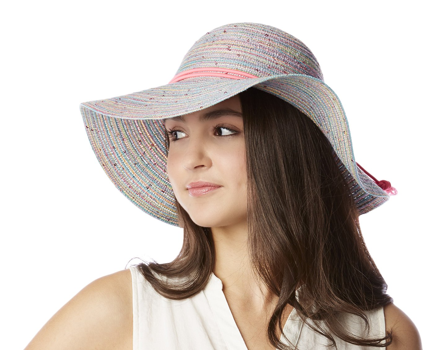 rainiersun Mujer clásico sombrero Screamer 1350 1de77cb1912