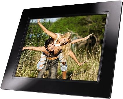 Hama Basic Digitaler Bilderrahmen 9 7 Zoll Schwarz Kamera