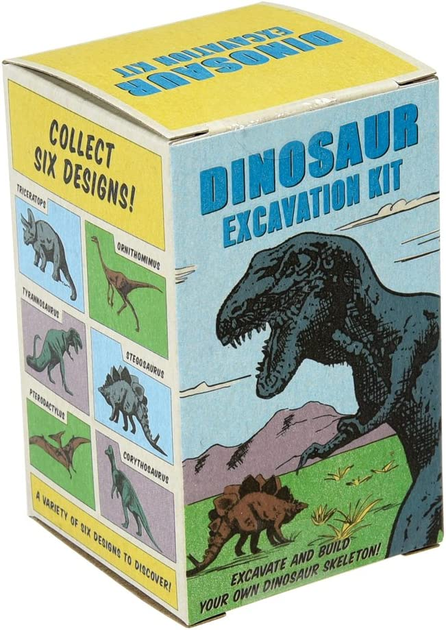 Rex London Childrens Excavation Kit Choice of Design Small Dinosaur