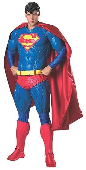 Rubies s - Disfraz de Oficial coleccionistas Superman Adulto ...