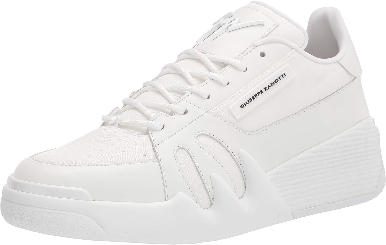 Giuseppe Zanotti Men's Ru00041 Sneaker