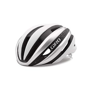 Giro Synthe MIPS – Casco, Todo el año, Unisex, Color Blanco - Blanco