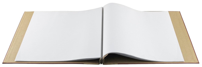 MCS MBI 850010 Sammelalbum 34,5 x 12,5 cm f/ür Schulandenken und Scrapbooks mit Unterschriften/öffnung