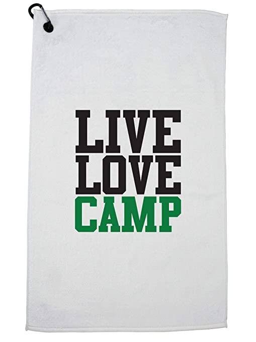 6db5d66df Amazon.com : Hollywood Thread Live Love Camp - Simple Camping ...