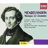 Mendelssohn : Musique de chambre