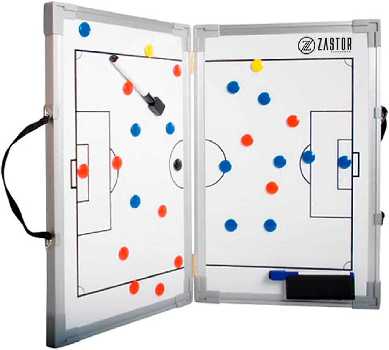 pizarras de fútbol plegables para entrenadores