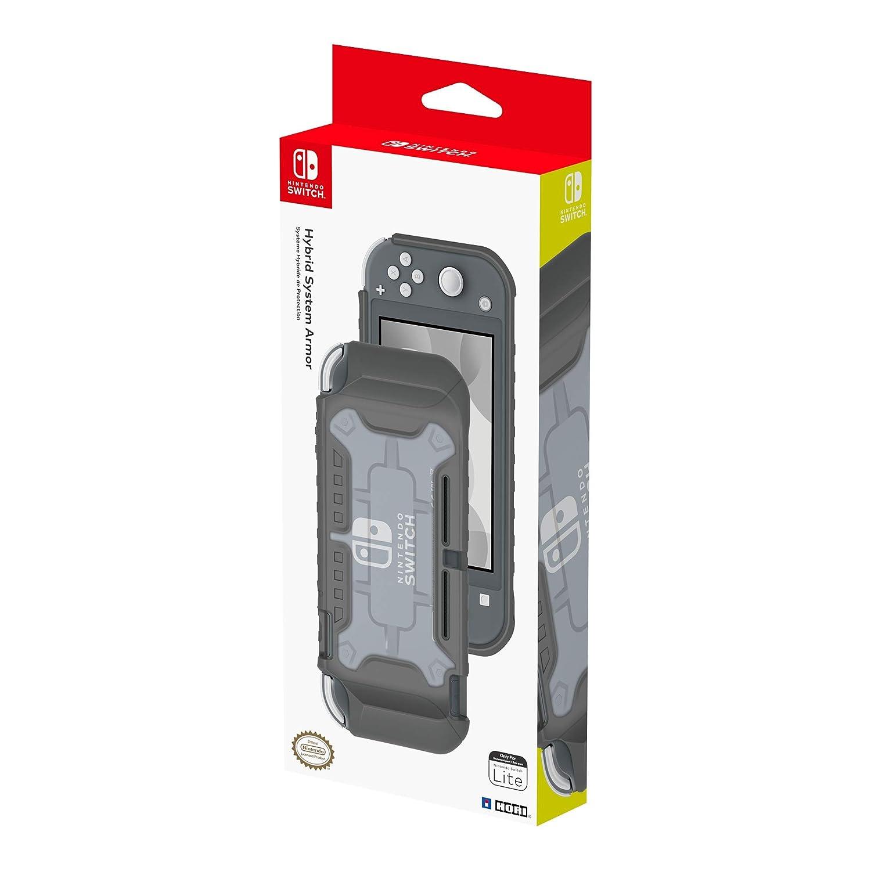 Funda Nintendo Oficial para Nintendo Switch Lite (Gris)