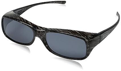 83e750b78d Amazon.com  Fitovers Eyewear Mooya Nagari Sunglasses (Black Wind ...