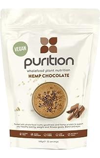 Purition Caja de muestras de batidos de proteínas veganos (6 ...