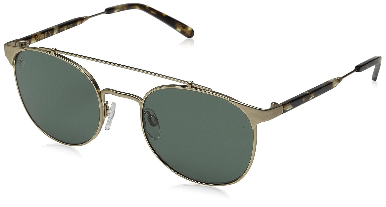 7613e9c6c20 Amazon.com  Raen Raleigh Polarized Aviator Sunglasses Brindle 51 mm   Clothing
