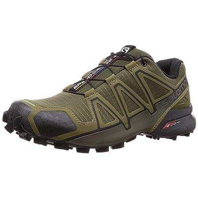Salomon Men's Speedcross 4 Trail Running Shoes | Trail Running