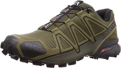 Salomon Speedcross 4, Chaussures de Randonnée Homme
